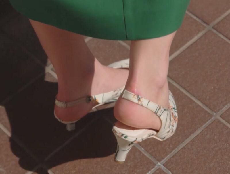 着飾る恋には理由があって 川口春奈 靴